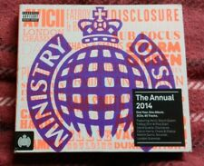 MINISTRY OF SOUND - THE ANNUAL 2014. 3CD's 60 TRACKS