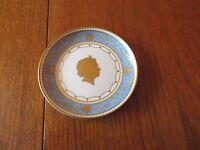 William Edwards Bone China Queen Elizabeth II Diamond  Jubilee pin dish