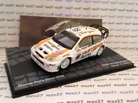 VOITURE RALLYE FORD FOCUS RS WRC VALENTINO ROSSI MONZA RALLY SHOW 2006 1/43 IXO