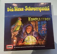 Die Hexe Schrumpeldei - Komplettbox