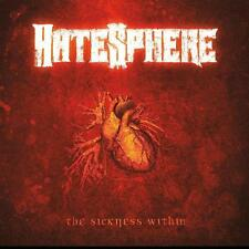 Hatesphere(CD Single)The Sickness Within-Steamhammer-Germany-2005-New