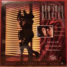 Zalman King's Red Shoe Diaries Double Dare 2 (LV23381 Republic Pictures) OOP New
