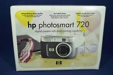 HP PhotoSmart 720 3.3MP Digital Camera