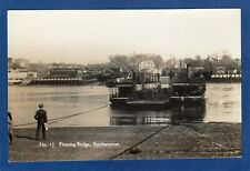 More details for floating bridge ferry southampton rp pc unused  aa565