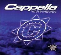 Cappella | CD | War in heaven (2005, digi, 12 tracks)