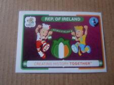 Vignette panini - Euro 2012 - Pologne / Ukraine - N°040 - République d'Irlande