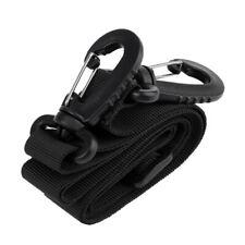 Outdoor Umreifungsband Rucksack Gurtband Gürtel mit Schnalle 125cm 25mm