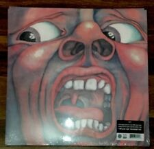 King Crimson - In The Court Of Crimson King LP [Vinyl New] 200gm Gate Rob Fripp