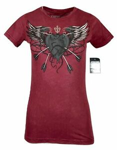 XTREME COUTURE by AFFLICTION PIERCE Women's T-Shirt