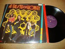 A Taste Of Honey - Another Taste - LP Record  G+ G+