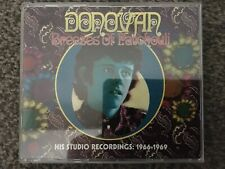 Donovan - Breezes of Patchouli (His Studio Recordings 1966-1969, 2013) 4cd Box