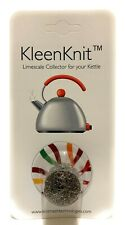 KleenKnit Stainless Steel Kettle Descaler Limescale Collector Chemical Free