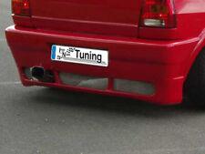 body tuning 2x Radlauf Kotflügel Verbreiterung CARBON für VW Polo Coupe 86C 80