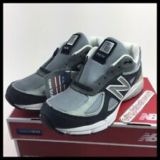 New Balance 990 Made In USA Mens Size 9 M990XG4 Magnet Silver Mink Grey $190 New