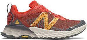 New Balance Fresh Foam Hierro V6 Mens Trail Running Shoes Red