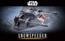 Model kit snowspeeder 1/48 & 1/144 scale 2 model kits set Bandai Japan ***