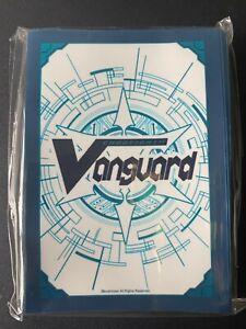 Cardfight Vanguard Promo White Blue Blaster Blade Card Sleeves 53 Pcs SEALED
