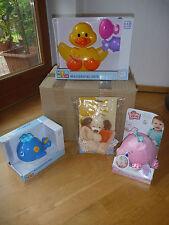 Sonderposten Restposten Baby Spielzeug + Zubehör  Paket 10 Teile Neu + OVP
