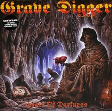 Grave Digger - Heart of Darkness 2 x LP 180 gram Red Colored Vinyl - SEALED New