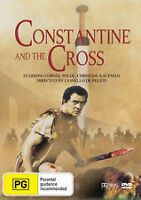 Constantine And The Cross (DVD, 2003)New & Sealed*R4*Cornel Wilde**