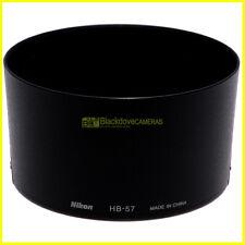 Nikon HB-57 paraluce per Nikkor AF-S 55-300 mm f4,5-5,6 G ED VR, originale.