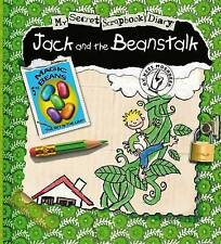 Jack and the Beanstalk: My Secret Scrapbook Diary, Very Good Condition Book, Moe