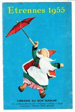 Catalogue Etrennes 1955 Gautier-Languereau. Bécassine