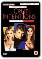 Cruel Intentions (DVD, 2008)