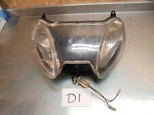 2001 Yamaha YP125 125 Majesty Front headlight lamp light assembly unit *D1*