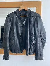 Zara Leather Jacket S