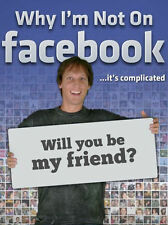 WHY I'M NOT ON FACEBOOK - DVD - Region Free - Sealed