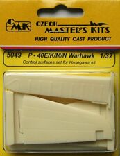 CMK 1/32 P-40E/K/M/N Warhawk Control Surfaces # 5049