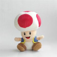 "Super Mario Bros Koopa Bowser Plush Soft Doll Toy Figure Stuffed Animal Gifts 7"""