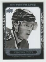 (72628) 2014-15 UPPER DECK PORTRAITS JONATHAN TOEWS #P-29