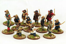 Gripping Beast - SAGA - Vikings Archers (levy) - 28mm