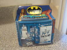 Batman  Taco Bell Empty Kids Happy Meal Box 1997 Gotham City