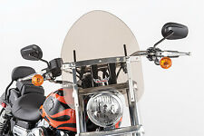"SLIPSTREAMER 1986-1999 Yamaha XV1100 Virago HD-0 WINDSHIELD SMOKE 1.25"" HD-0-T-1"