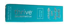 Thrie Causmetics Infinity Waterproof Lash Adhesive- White Dries Clear New In Box