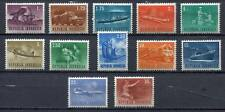 38192) INDONESIA 1964 MNH** Definitives 12v - Ship, Train, A...