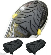 Shimano SM-SH45 SPD-SL Pedal Shoe Cleat Covers Protector Pair Black Road Bike