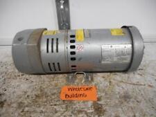 GAST, VACUUM PUMP, 1023-101Q-G279, GE AC MOTOR 5K48MG653A, 3/4HP, 1725/1425RPM