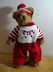 The Bearington Collection Conner Candycane, Christmas
