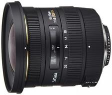 Sigma 10-20mm f3.5 EX DC HSM Lens for Nikon Digital SLR Cameras with APS-C Senso