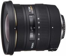 Sigma 10-20 mm f3.5 EX DC HSM Lentille Pour Nikon reflex numérique avec APS-C Senso