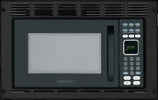 Advent MW912BK Built-In Microwave Oven, Specially Built for RV, 900 W, Black