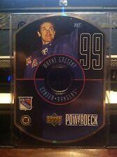 1999-00 Upper Deck Powerdeck Wayne Gretzky CD-ROM Card #PD7