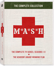 MASH THE COMPLETE COLLECTION SERIES SEASONS 1-11 DVD (33-DISC BOX SET) M.A.S.H