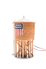 HO Scale Broadway Limited 6095 * Operating Water Tower, Union Pacific