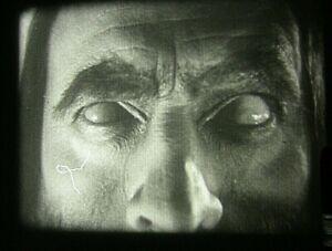 SVENGALI (1931) 16mm print.  Edited version of feature film.  John Barrymore