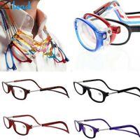 Gafas  DE Cerca con Imán  Central LECTURA  Magnéticas Con Graduación 1,00 A 4,00
